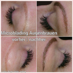 Microblading | Permanent Make up Augenbrauen