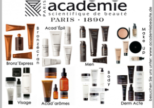 Produkte von academie scientifique de beaute