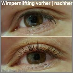 Wimpernlifting-Birgit-Getter-Styling