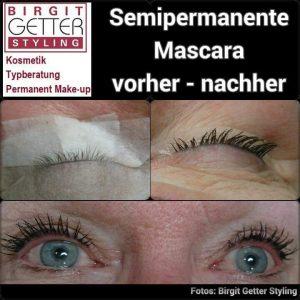Semipermanente-Mascara-haltbare-Wimperntusche