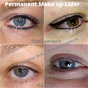 Permanentmakeup-Lidstrich-Wimpernkranzverdichtung-Eyeliner