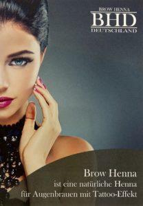 Augenbrauen-Henna-BrowHenna