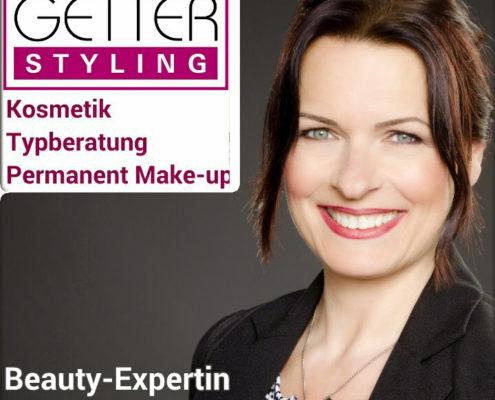 Birgit-Getter-Styling-Permanentmakeup-Kosmetik-Typberatung-Wimpern-Minijob-Stellenangebot